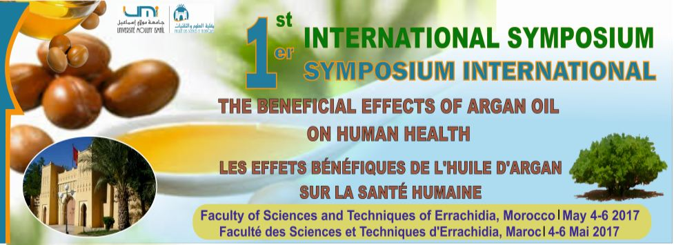 International Symposium on the Beneficial Effects of Argan oil on Human Health