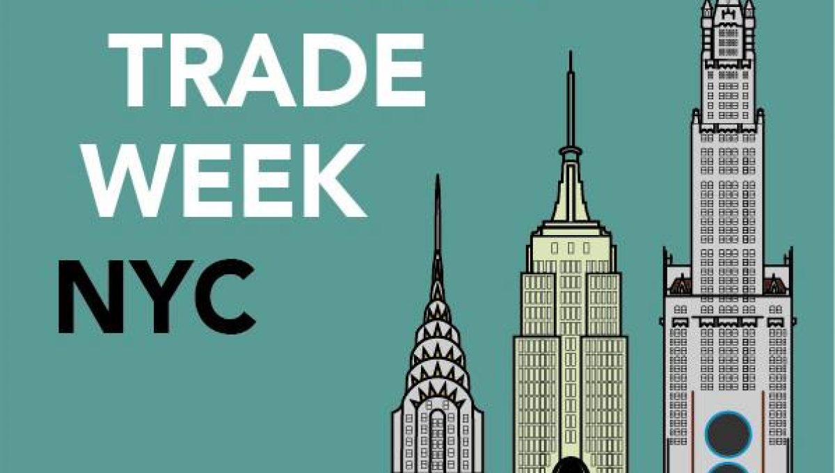 SULA NYC wins 2018 Export Achievement Award, World Trade Week NYC!