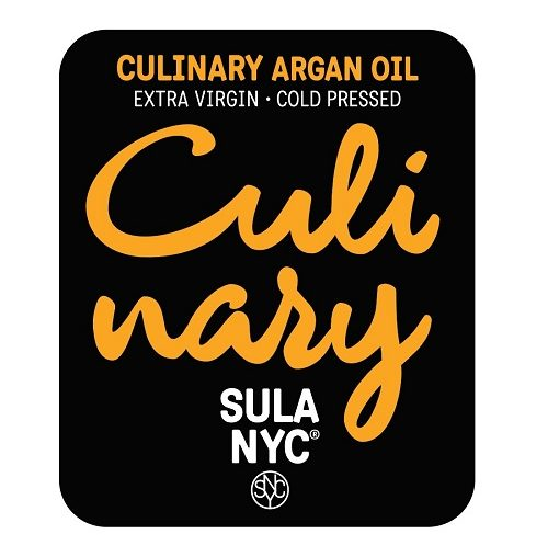 Culinary argan oil: Extra Virgin, cold-pressed, 100% USDA organic