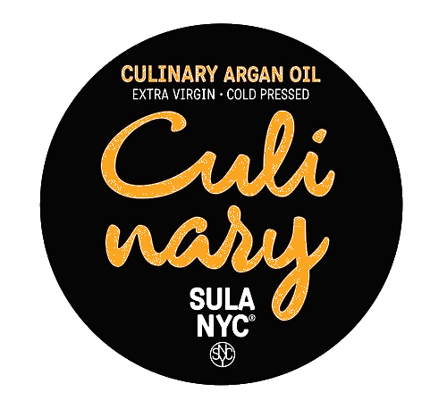 logo culinary argan oil